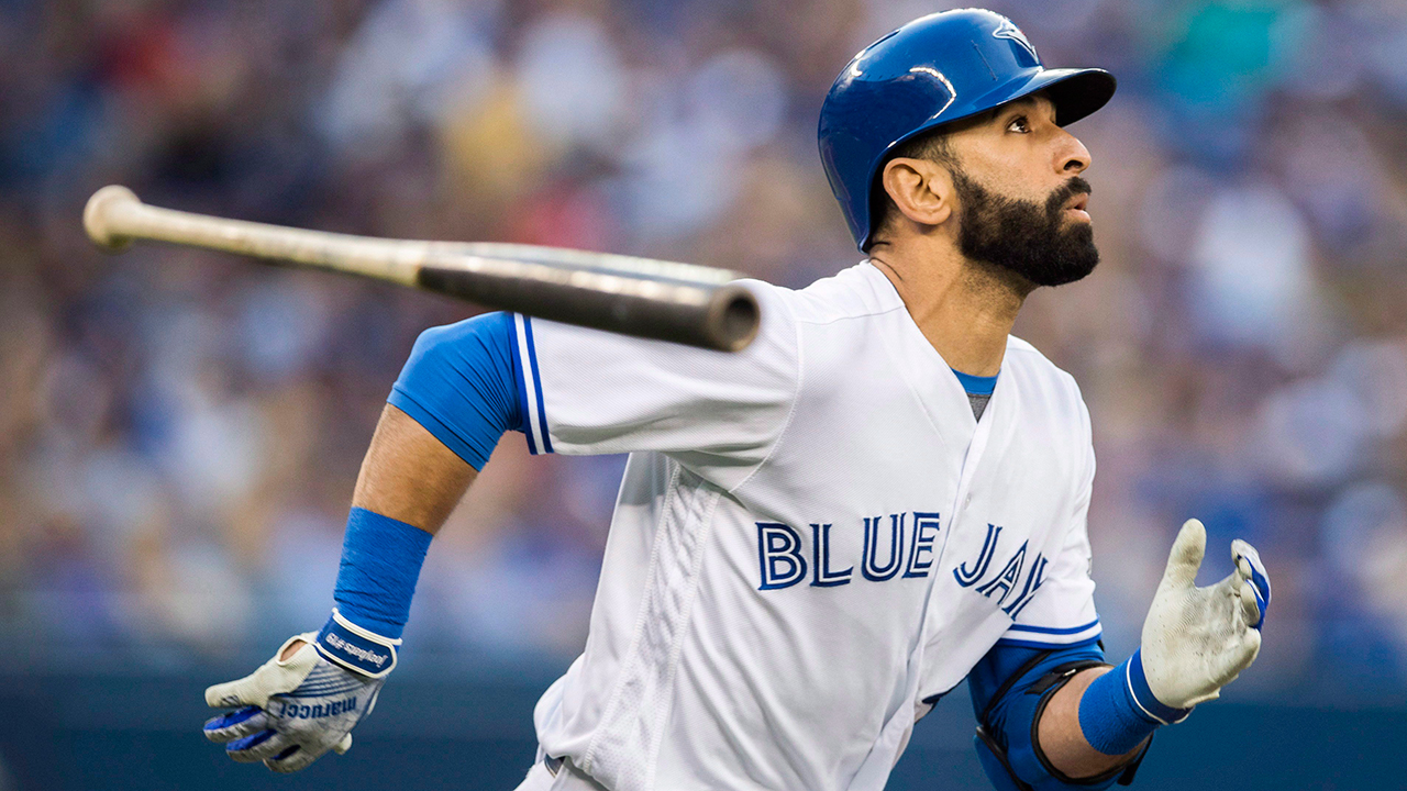 4d47d8a7879aa Jose Bautista Has a Knack for Coming up with the  Big Hit